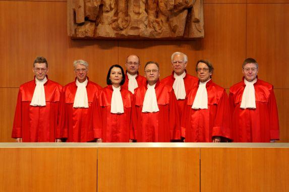 Senat BundesverfaГџungsgericht